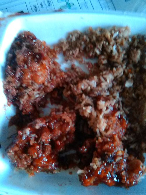 General Tso's  Food Day DeliciousFood  DeliciousFood  Tasteful No People