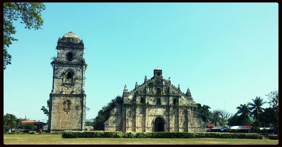 Old Church Paoay Church Eyeem Philippines Taking Photos