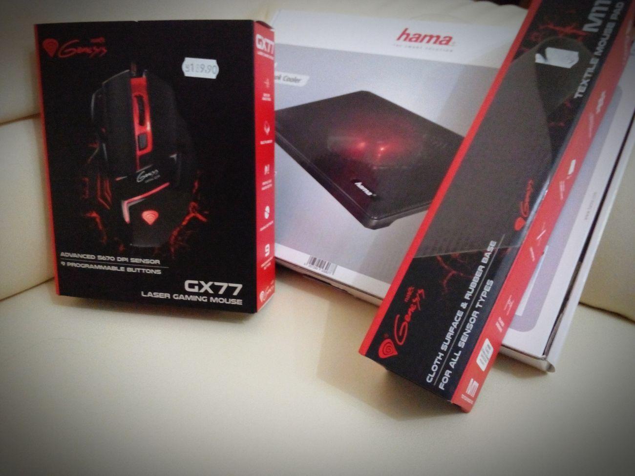 New Toys :D