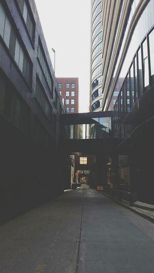 Downtown Minneapolis Architecture