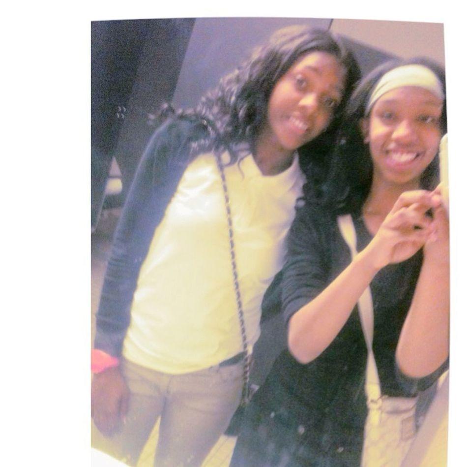 Me && My Twinn In Gym