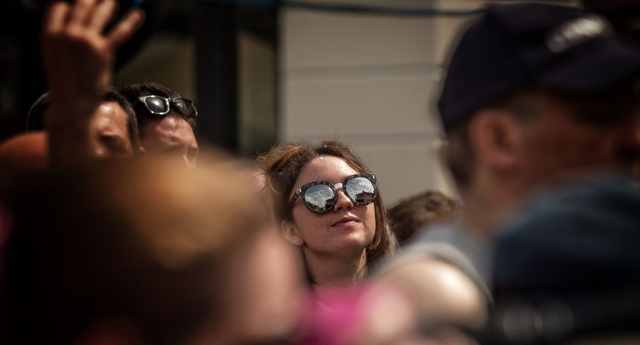 Streetphotography Street Photography People Watching People Photography People Street The Street Photographer - 2017 EyeEm Awards Real People Capture The Moment Thoroughfare One Person Festival Crowd Crowded The Street Photographer