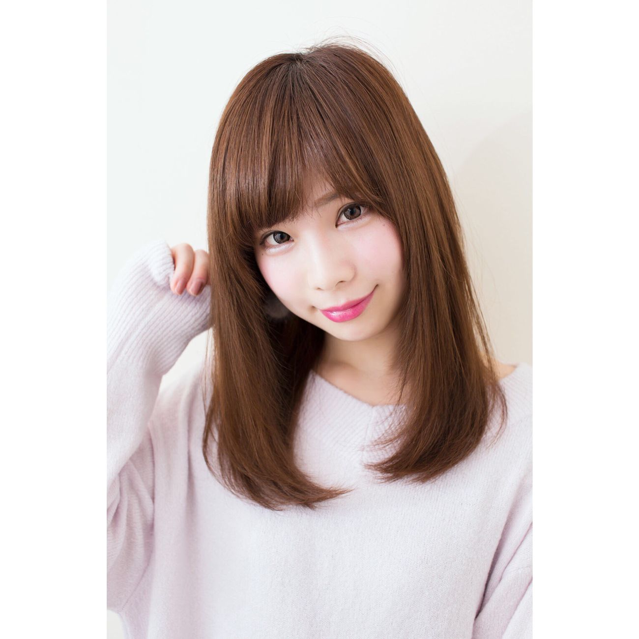 Hairstyle Kokubutoshinobu Japanese Girl Japan Beauty Girl Beauty Hair サロンモデル 箕面 美容室