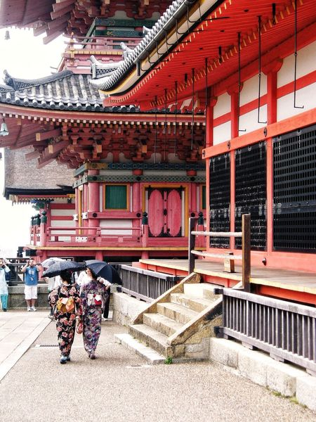 Kyoto, Japan Red Architecture Cultures Place Of Worship Travel Destinations Day Ancient Built Structure People Outdoors Temple Geisha Shinto Shrine Traditional Traditional Clothing Asian Culture Asian Temple Japanese  Japanese Temple Japanese Shrine Japanese Girls Kyoto, Japan Miles Away Neighborhood Map
