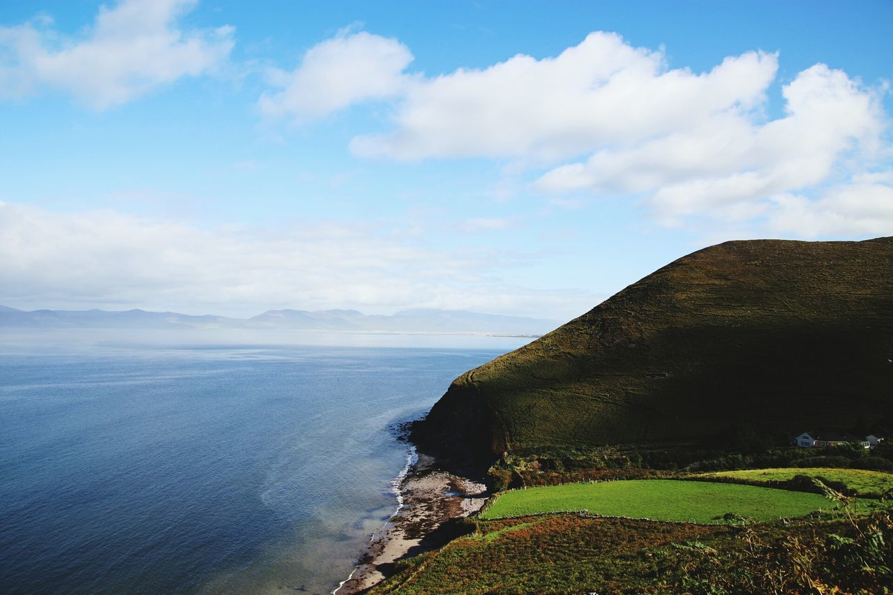 Beautiful stock photos of irland, Beauty In Nature, Blue, Cloud - Sky, Cloudy
