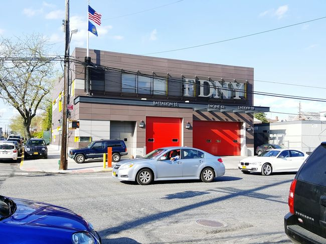 Fdny Bronx New York  First Eyeem Photo