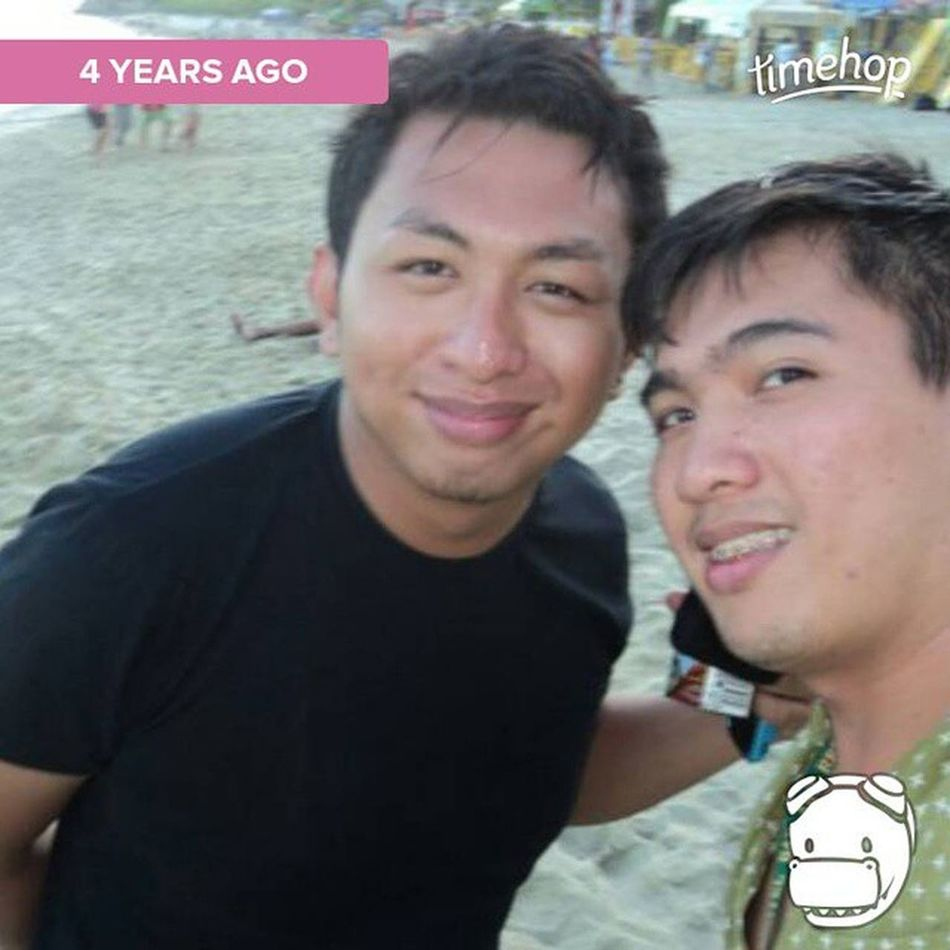 look how long this pic was... 4YearsAgo Puertogalera Beachbum SonOfTheBeach