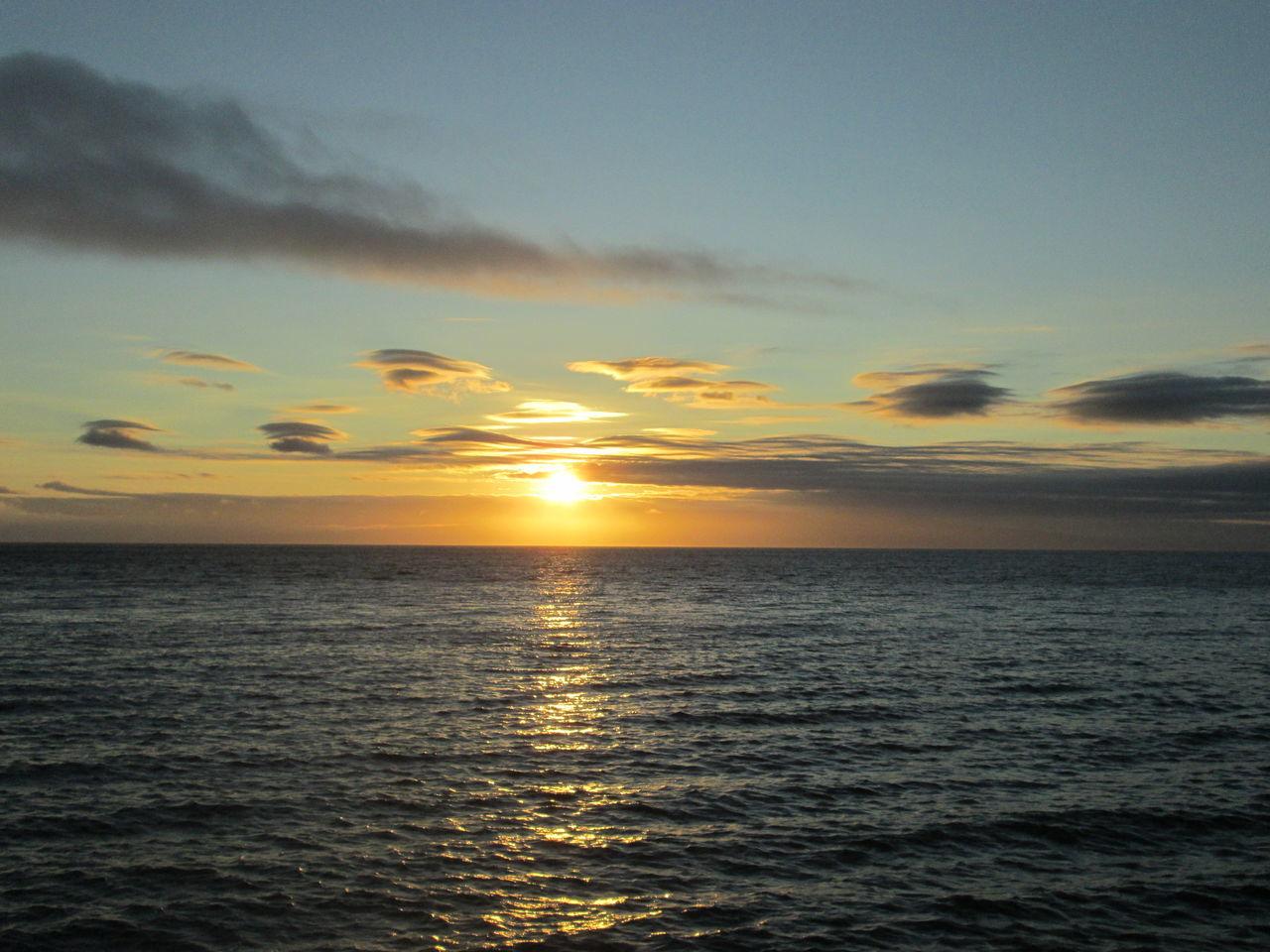 sunset, sea, freedom, sun, water, scenics, tranquility, nature, tranquil scene, beauty in nature, idyllic, vistas, horizon over water, sky, no people, beach, horizon, outdoors