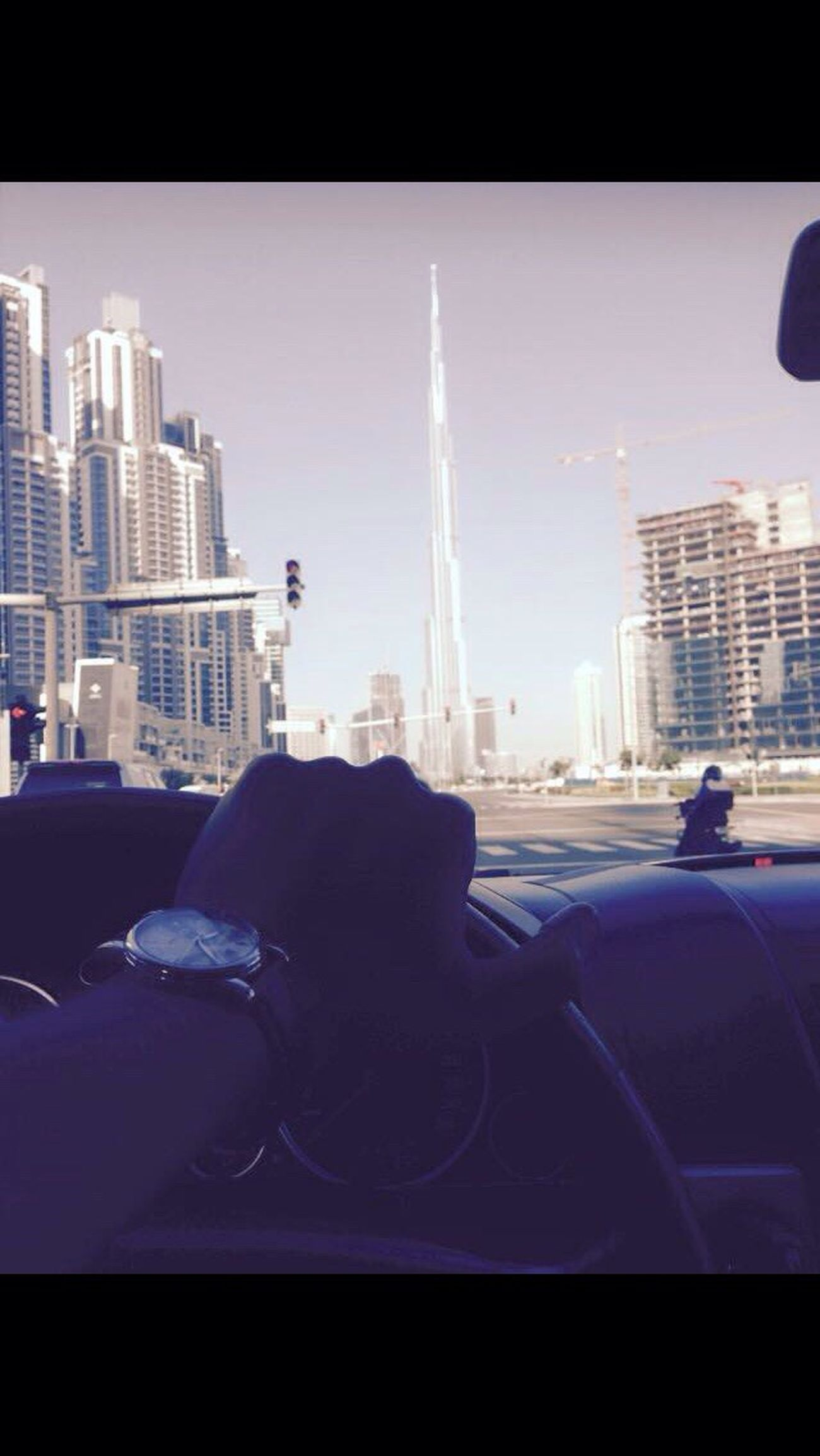 Violet By Motorola First Eyeem Photo Cruising Burj Khalifa Mydubai