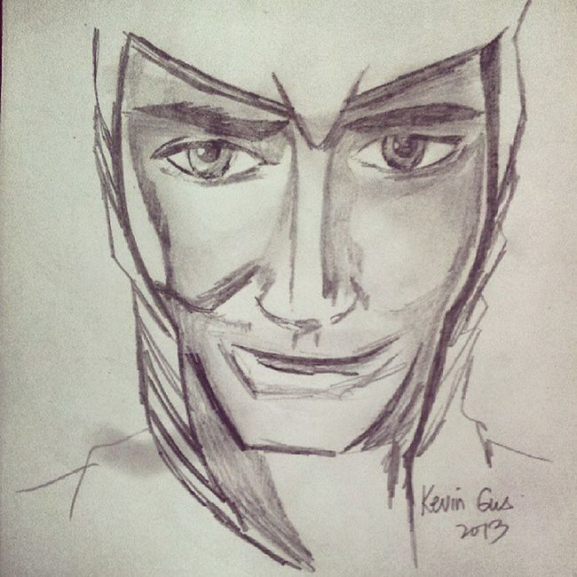 i am not really in sketching :( i can:t copy the exact appearance :( Sketch Pinoystyle Pinoyartist Kevoartist