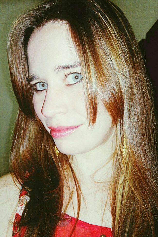 Hello ❤ Hola Mundo ✌ Me!!! Faces Of EyeEm Rostros Femeninos Selfie ♥ 😊😘💋