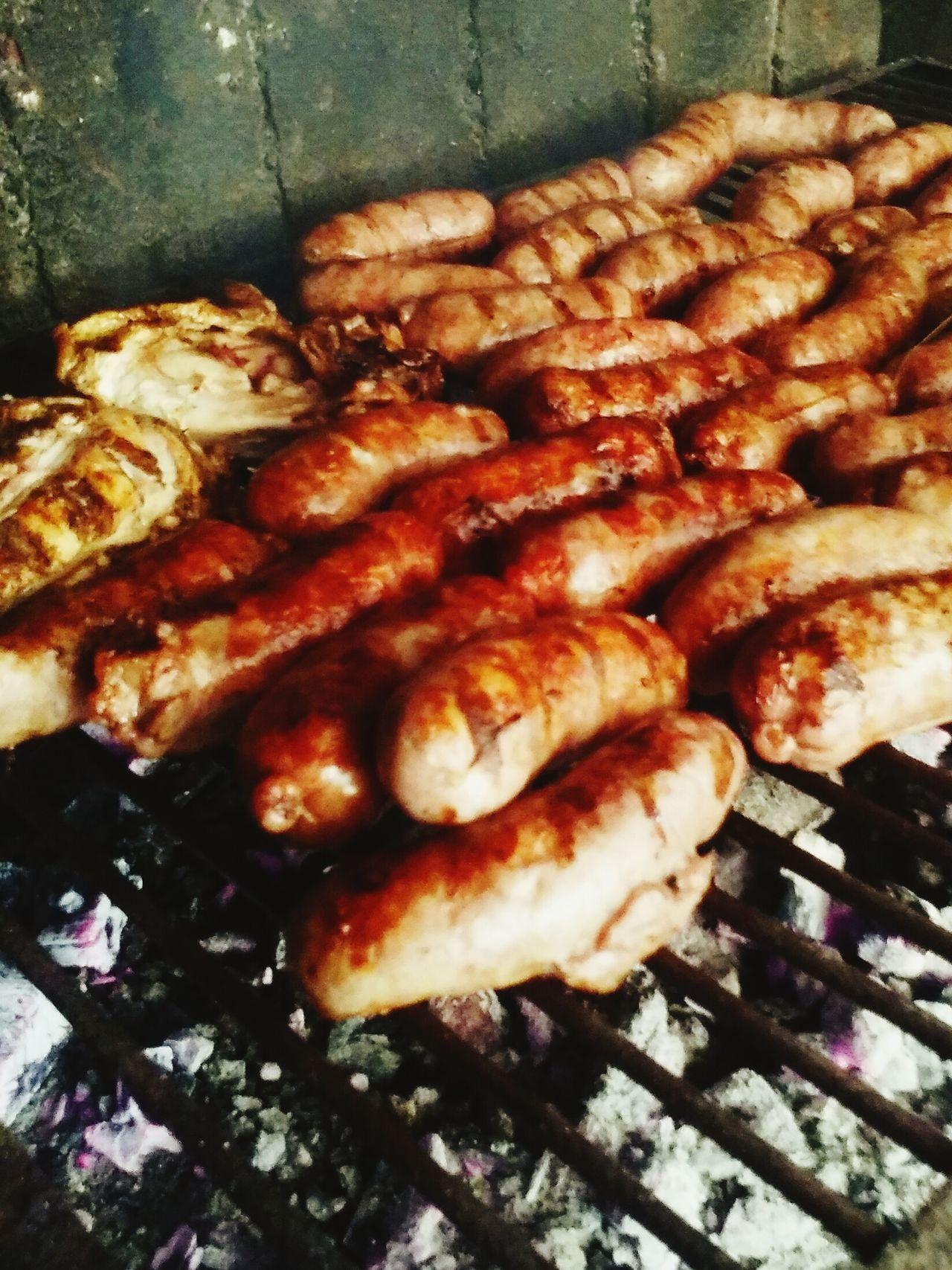 Food Grilled Chorizos  Choripaneada Chorizo Argentino Mmmm!!!