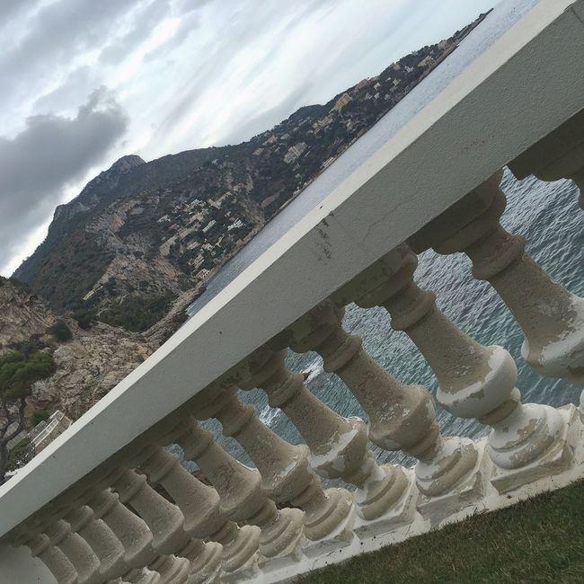 Monaco Sea Errosion