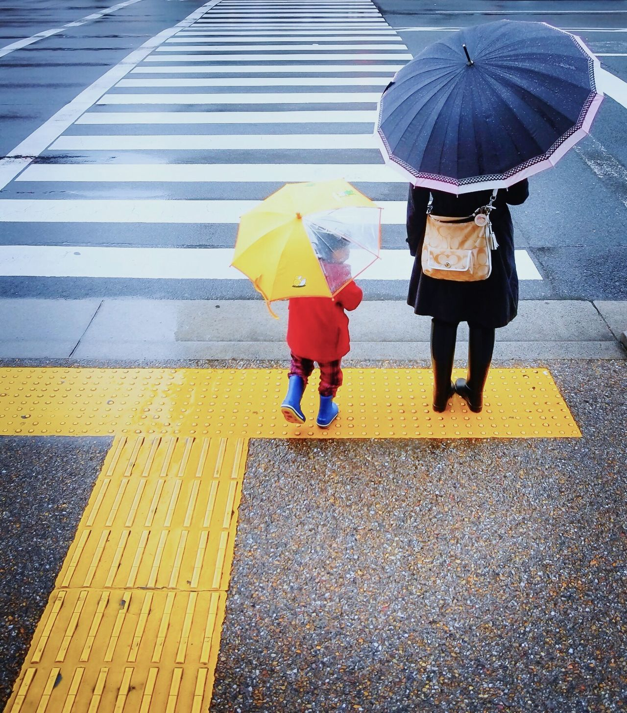 Beautiful stock photos of rain, , Bag, Daughter, Day
