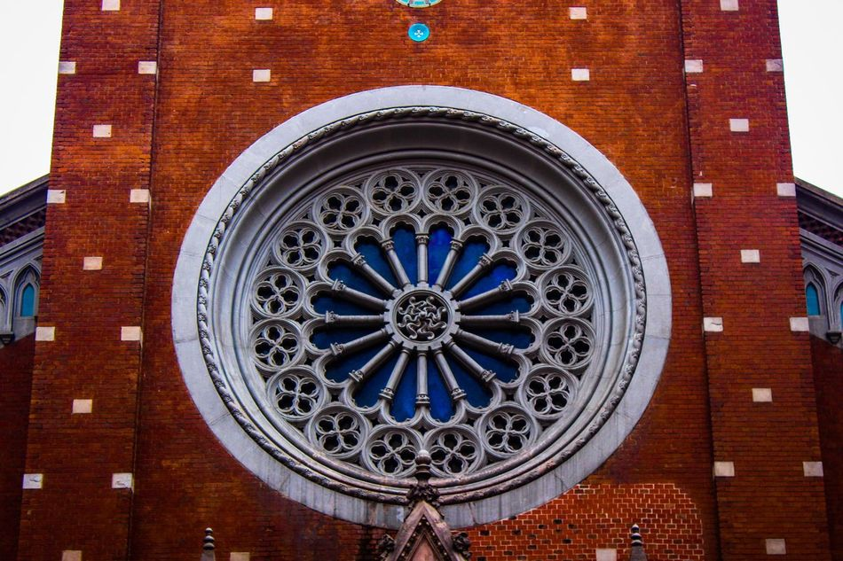 EyeEm Diversity Architecture Built Structure Building Exterior Circle Place Of Worship Low Angle View Religion Pattern Spirituality Day Outdoors No People Travel Destinations Art Is Everywhere The Secret Spaces EyeEmNewHere TCPM TCPM