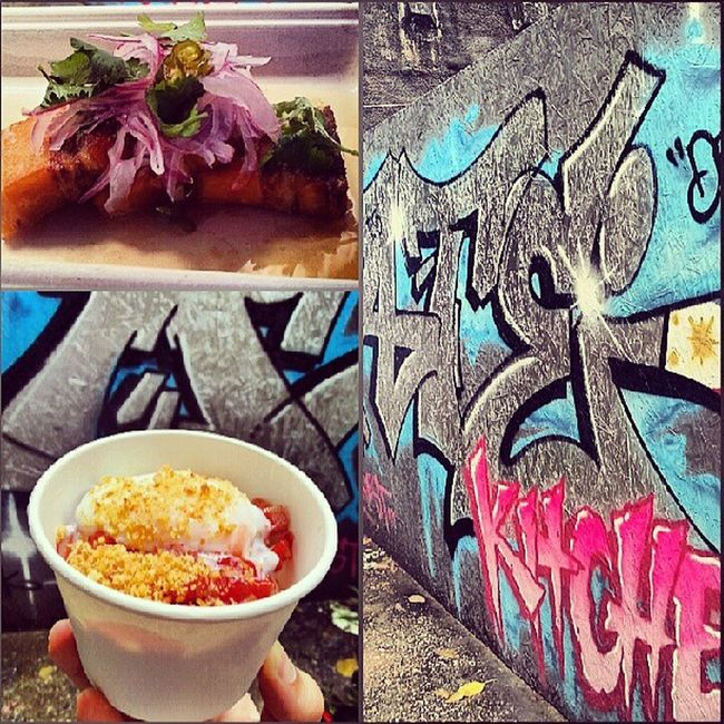 Awesome Foodporn and drinks at PirateKitchen today! Look forward to the next one