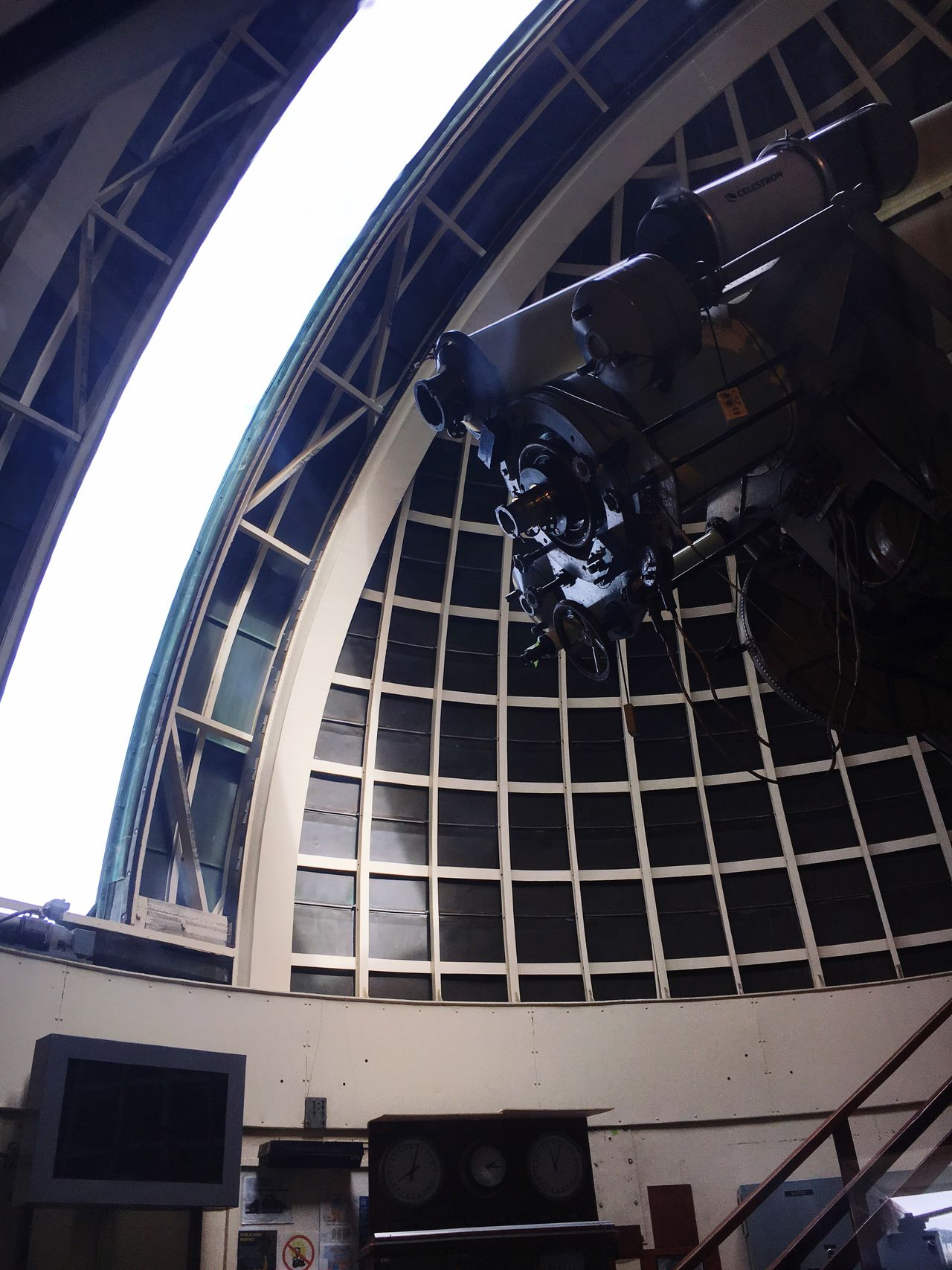 Griffiths Observatory Architecture La La Land Built Structure Technology Observatory Telescope