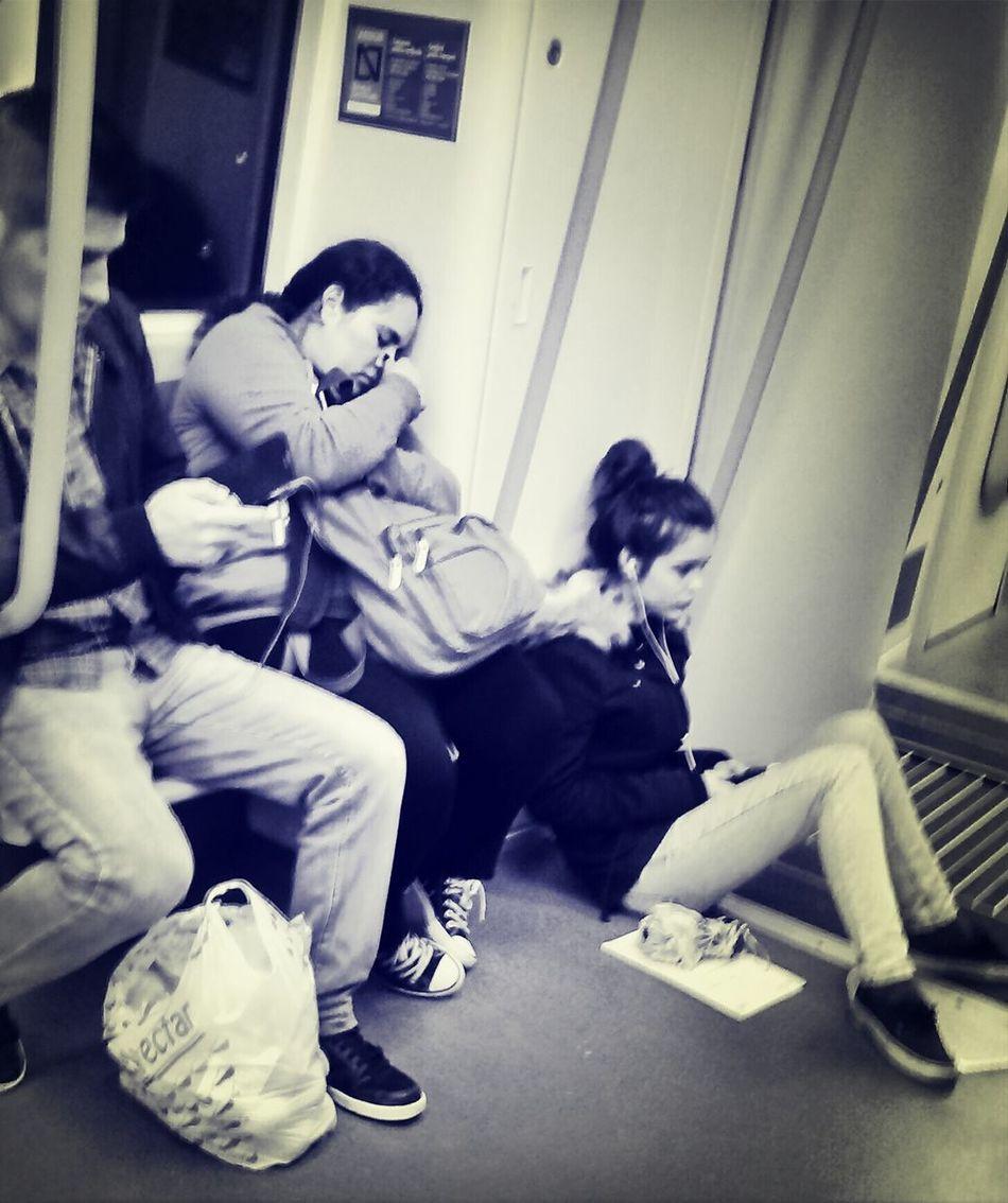 Happy esquina Spanglish Dem Fontana Subway Portraits Peoplephotography
