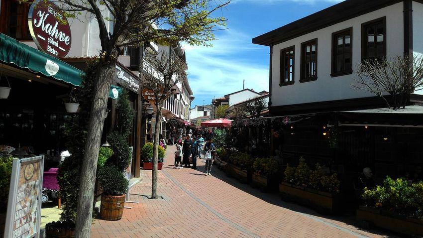 Yine Hamamönü Ankara Bazaar Photo