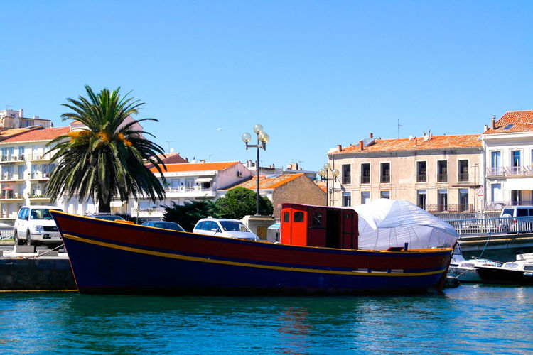 South France Ship Boat Trip Boat Urban Nature Oldschool Sky And Water River Vacation Summerdays  Blue Wave The Street Photographer - 2016 EyeEm Awards Been There.