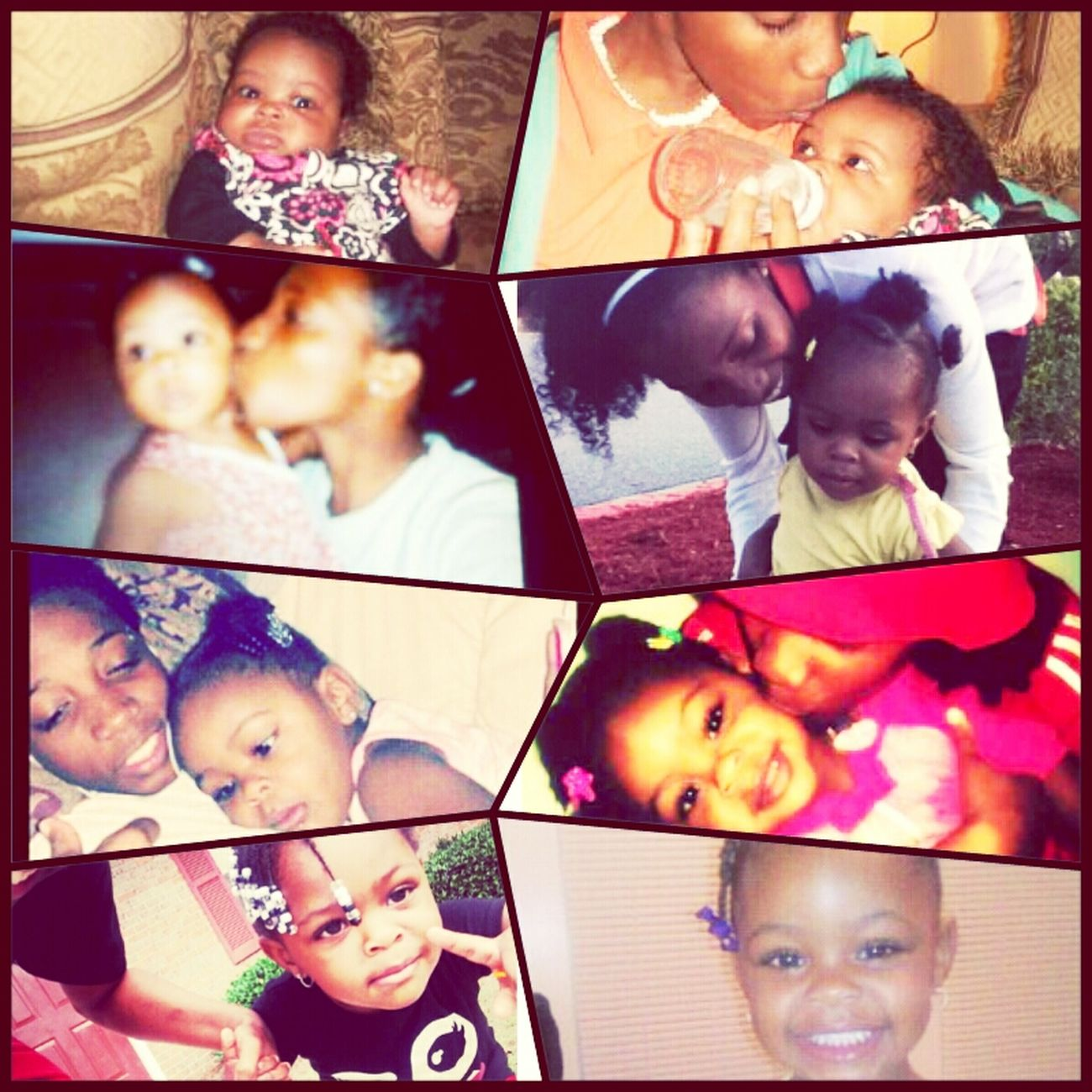 Happy Birthday To My Lil Angel , My Stanka , My Clone , My Heart , My Heartbeat , My Everything ! I Loveee Youu Sooo Muchh Stanka Happy Birthday Auntie Gone Come Turn Up With You :) Your Big 3 Now So Your A Big Girl !