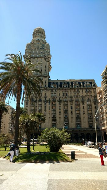 Architecture Montevideo,Uruguay