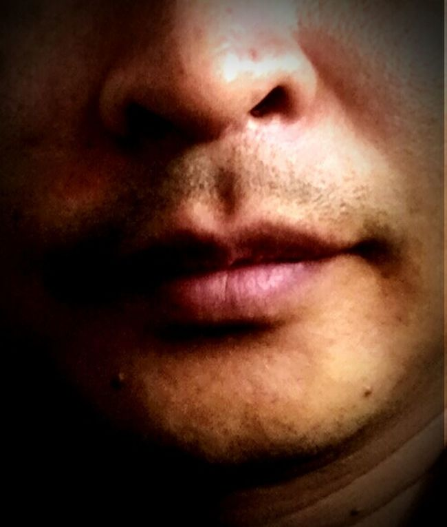 Not shaving yet Moustache FaceTime Faces Of EyeEm Urban Life IndonesiaOnly Moustarchitecture