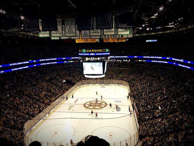 Boston Bruins BostonYoureMyHome Tdgarden Battle Of The Cities
