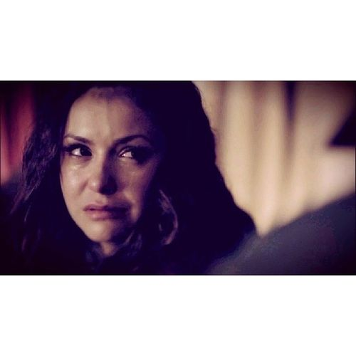 """I don't deserve to be loved""... Icried Favline Mylife Tvd nina best thevampirediaries dyingalone"