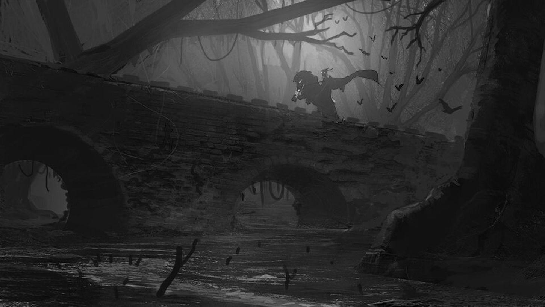 Digital Painting Digital Art Illustration ArtWork Conceptart Sketch Swamp