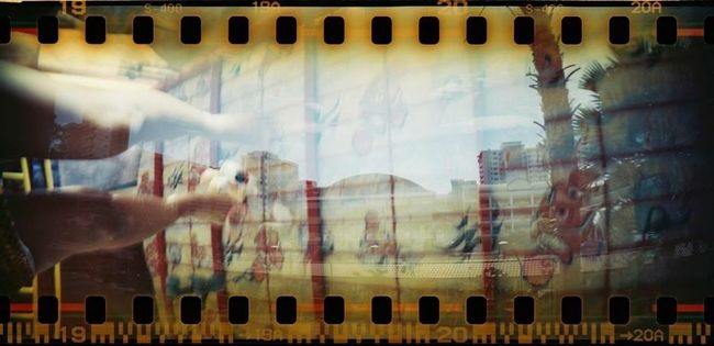 Sprocket Rocket Panorama Sprocket Lomography Film Film Photography Filmisnotdead 35mm Double Exposure