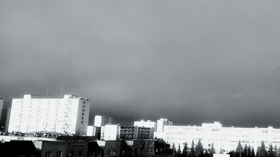 Rubinkowo Toruń After The Rain Sun Bulldog