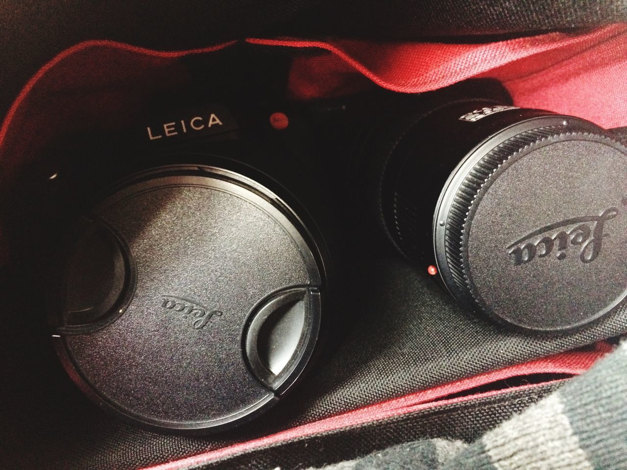 Leica-S In The Bag Shooting with the best.....