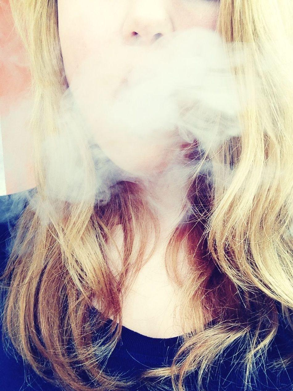 Raucherpause