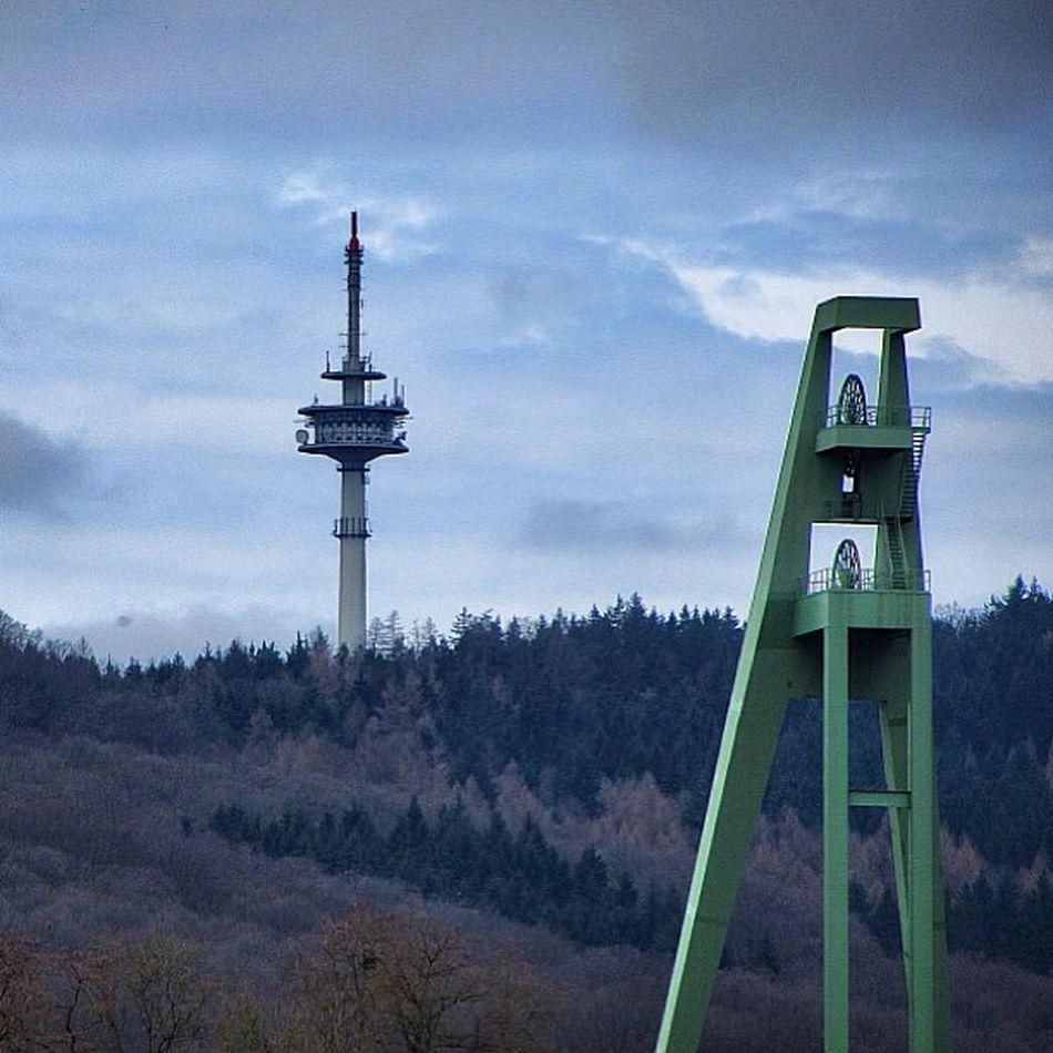Fernsehturm Petze Sibbesse Sklblog Tower Kaliwerk Schacht Salzdetfurth Wehrstedt