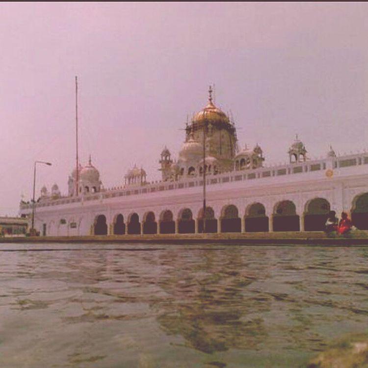 Gurudwara Guru_sarovar Dukhnivarna Royal_city Patiala panjab peaceful loveable instatravel picoftheday