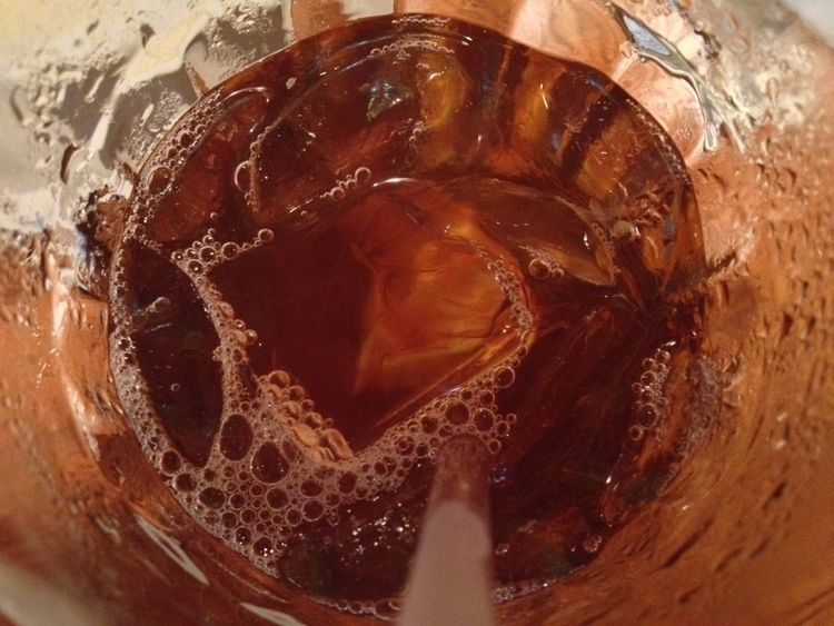 sweet tea. no filter.