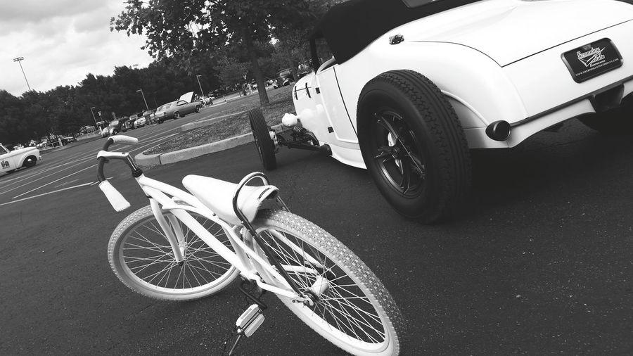 HotRod HotRods Kustom Kustomkulture Coolcars Streetrod CarShow RatRod Ratrods Pedalpower Pedalporn Bicycle