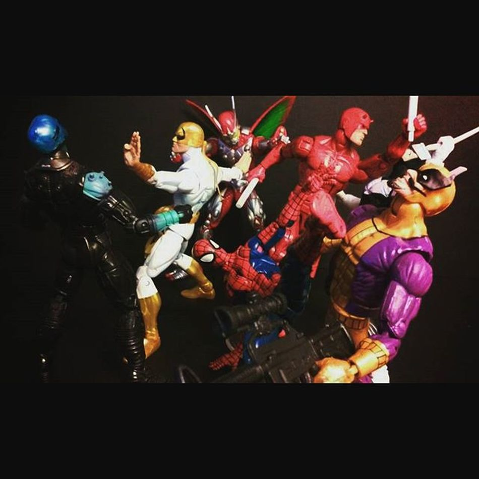 Wanted to do a group shot for the Defenders something similar like the avengers movies Marvelfigures Marvellegends Hasbro Infiniteseries Mcu Baf Figures Figurecollection Daredevil Netflix Spiderman Mattmurdock Ironfist Collection Spiderblood Figurelife Collector Disney Actionfigures Thedefenders Articulatedcomicbook Actionfigurephotography Amazingspiderman Webhead Webslinger Batroc electro bettle