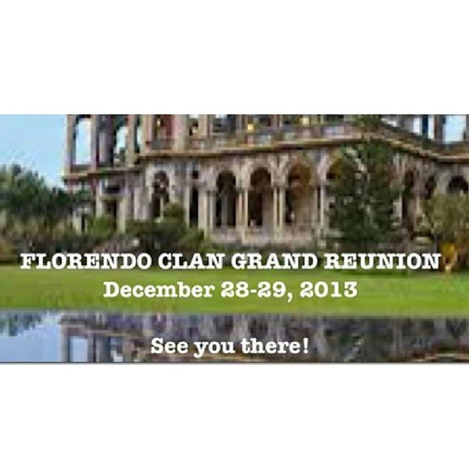 Will apply for leave na. Hopefully makauwi na talaga ako this time. Reunion  Florendoclan Bacolod