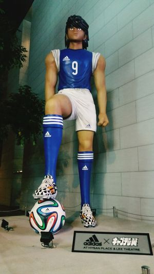 Tsubasa Addias Football Manga