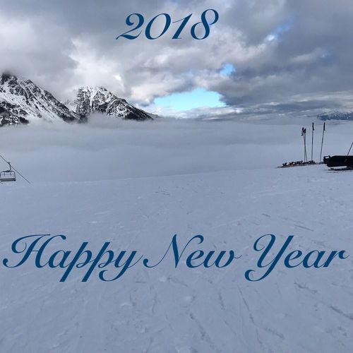 To all EyeEm users. EyeEm EyeEmNewHere Best Wishes Best Wishes To Everyone! 2018 Happy New Year Text Western Script Communication Capital Letter Sky Cloud - Sky Handwriting  Message Single Word Information Snow Welcome Sign Day Nature Outdoors No People Winter Cold Temperature Beauty In Nature Mountain