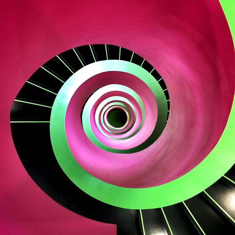 vertigo The World Needs More Spiral Staircases The Architect - 2016 EyeEm Awards