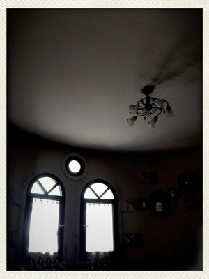 old house at Amchit-Al saha by Christelle Lahoud