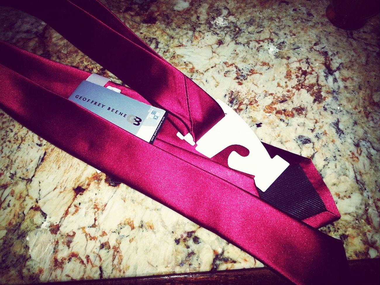 New Tie