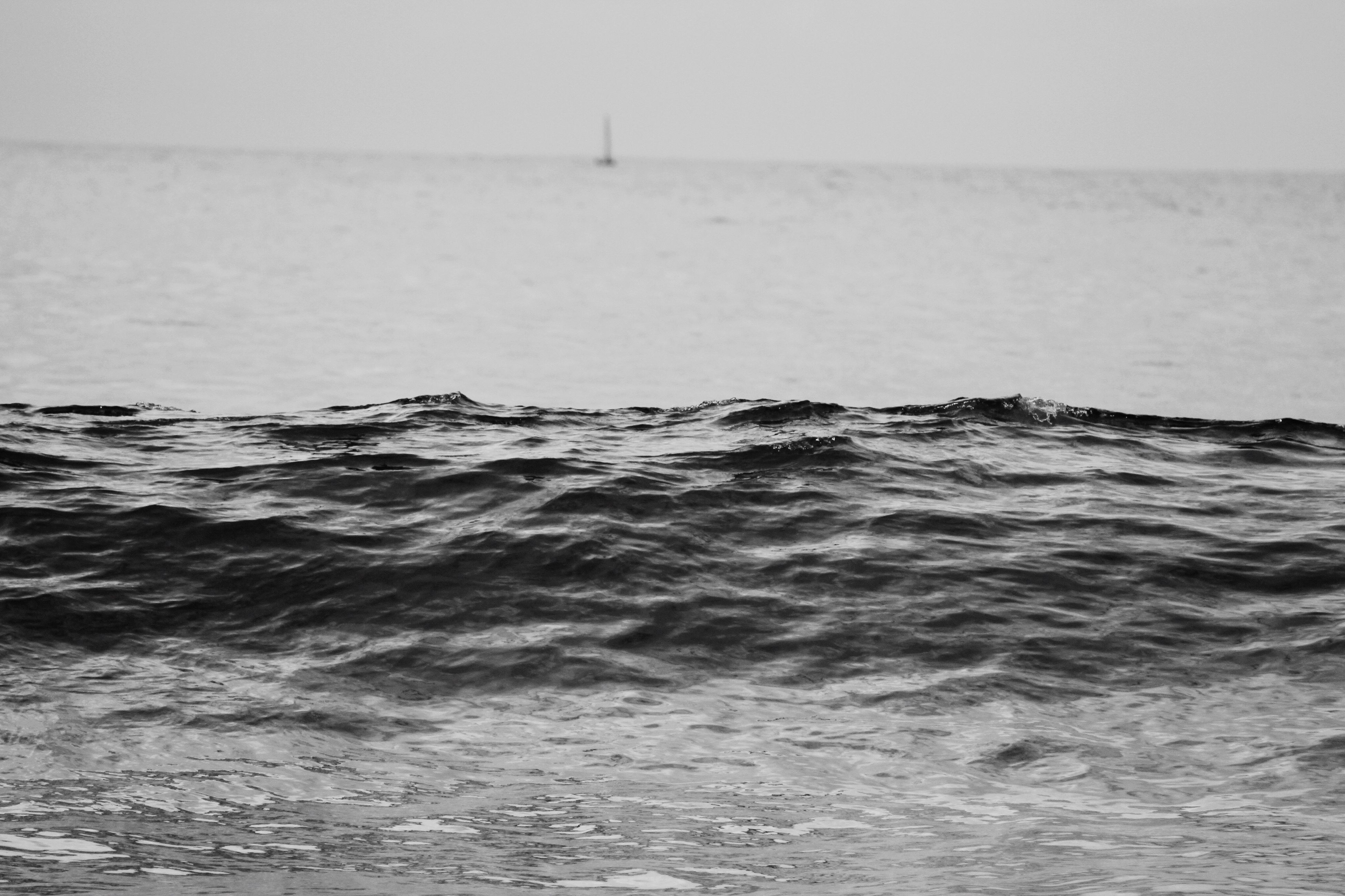 sea, water, nature, wave, outdoors, scenics, waterfront, beauty in nature, day, no people, horizon over water, tranquility, sky, beach