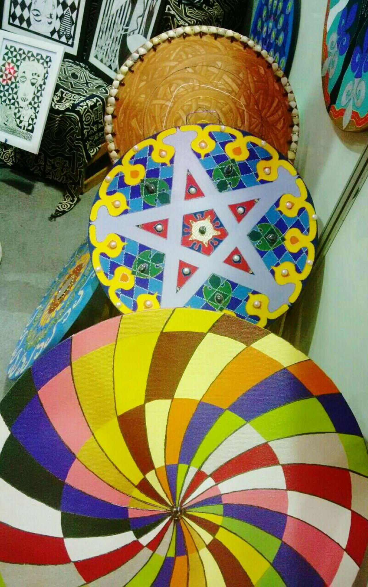 🌸 Happy Sunday for everyone 🌸 Decoration Decor Decorative Art Craft Crafts Multi Colored Mandala Mandala Art Art Art Gallery Simplicity Day No People Colorful Colors Colour Of Life I LOVE PHOTOGRAPHY EyeEm Best Shots EyeEmBestPics EyeEm Gallery Brazilian Gallery Brasil Brazil 🌸🍃💋🍃🌸🌎✌