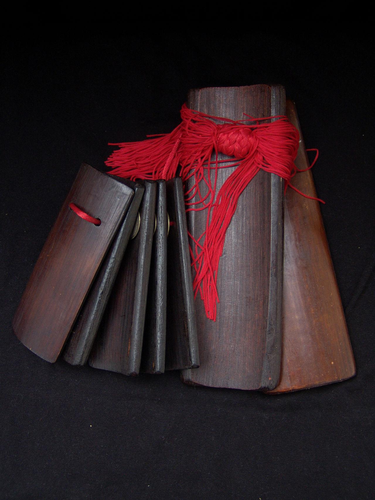 Black Background Celebration Chinese Music Instruments Close-up Day Indoors  Kuaibanr No People Red