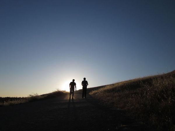Friendship Mission Peak Regional Reserve Fremont San Francisco Bay Area California