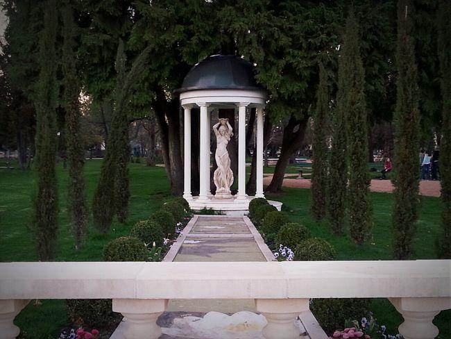 Aphrodite Sculpture Garden Secret Garden Beautiful Nature Seductive Goddess Garden Architecture France
